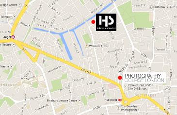 holborn map